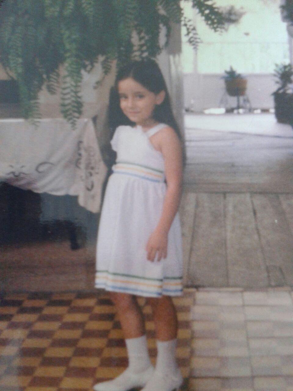 Lucecita 7 years old